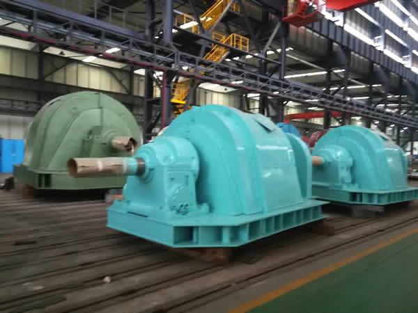 化工厂电机维修